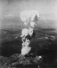 Hiroshima Peace Day and the Transfiguration
