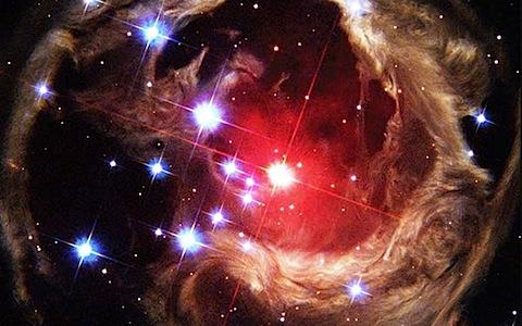 Hubble Space Telescope Advent Calendar 2008