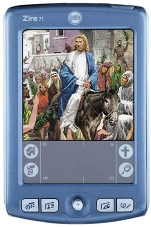 Palm Sunday for geeks