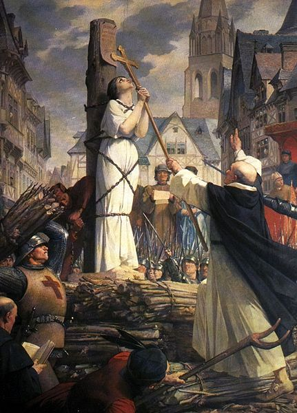 Pentecost – Joan of Arc