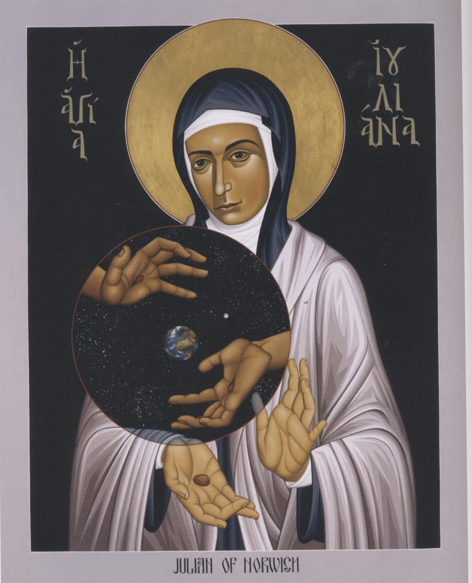 All shall be well – Julian of Norwich