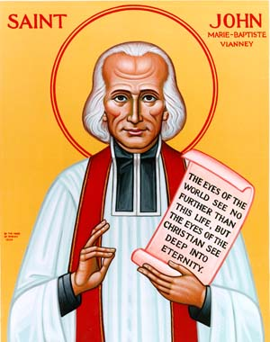 Year for Priests – St  John Vianney