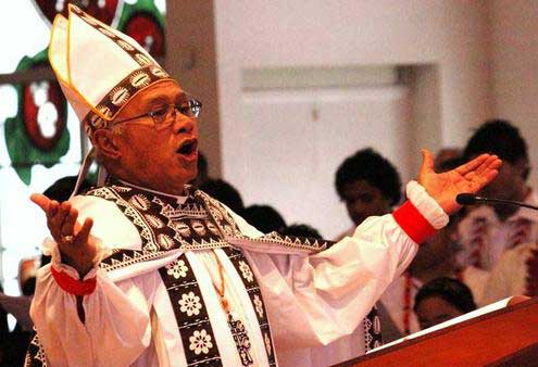 Archbishop announced