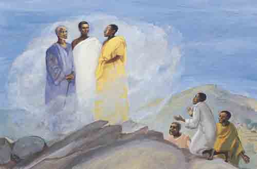 Lent 2 – Transfiguration