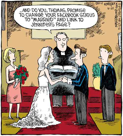 contemporary marriage?