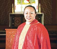 Should deacons dress up as priests?