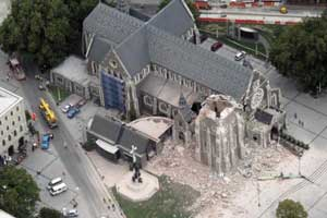 rebuilding Christchurch