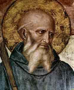 Did St Benedict exist?