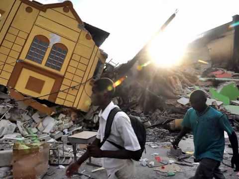 Where is God in the Haitian Earthquake?