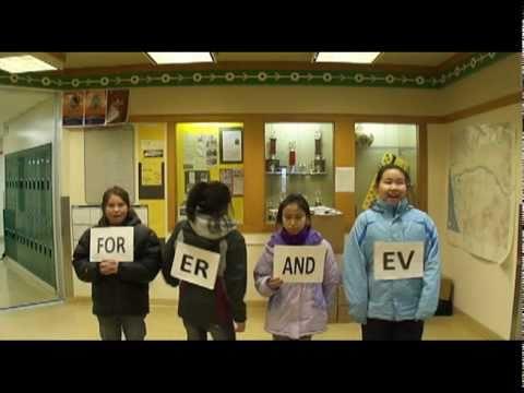 Hallelujah Chorus – Quinhagak, Alaska
