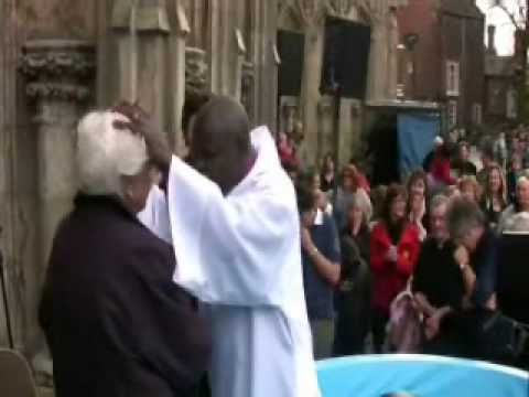 ecumenical baptisms in York