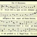 O Sapientia – O Wisdom – December 17