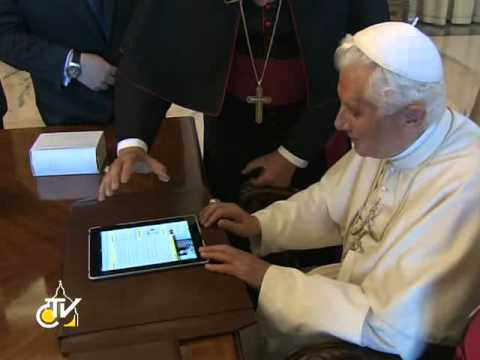 Vatican website upgraded