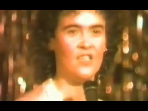 Susan Boyle – 25 years ago