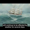 Weather forecast – Anglican chant