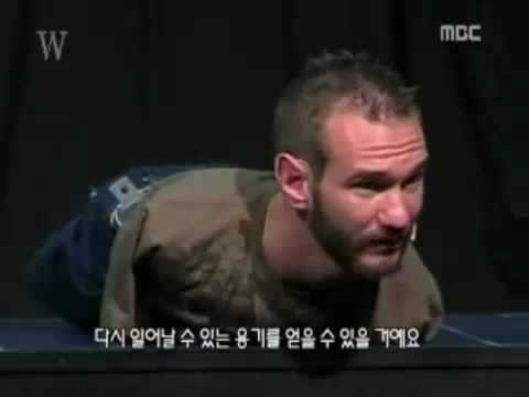 Nick Vujicic – Life Without Limbs
