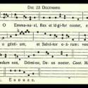 O Emmanuel – December 23