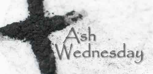 Ash Wednesday quake memorial