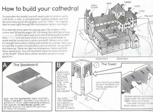 How to build cathedral