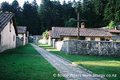 1000 year anniversary of Camaldoli