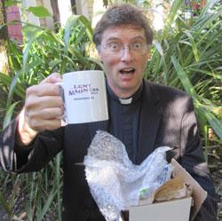 Lent Madness Mug