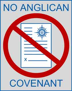 No Anglican Covenant