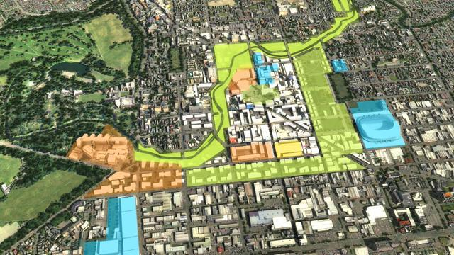 Rebuild plan for Christchurch unveiled