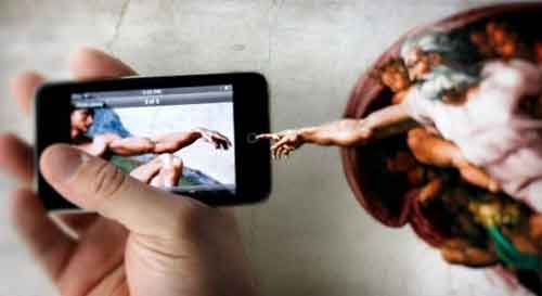 God social media