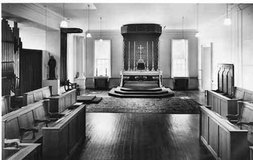 Nashdom Chapel