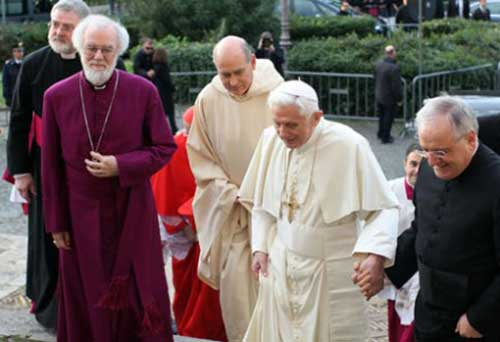 Archbishop of Canterbury addresses Synod of Bishops