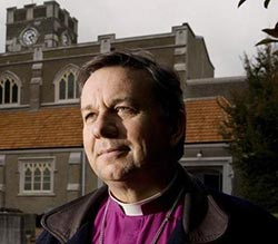 Archbishop David Moxon