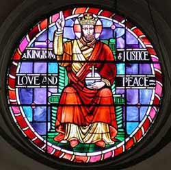 O Dayspring; King of the nations; Emmanuel