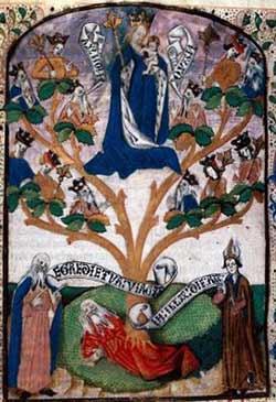 O Root of Jesse; Key of David