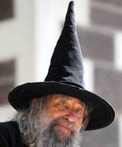 The Wizard of New Zealand