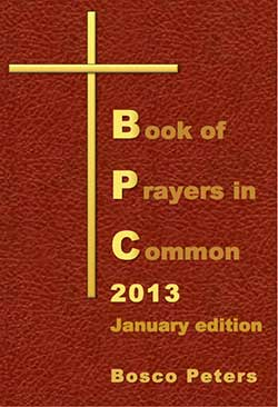 Book of Prayers in Common 2013
