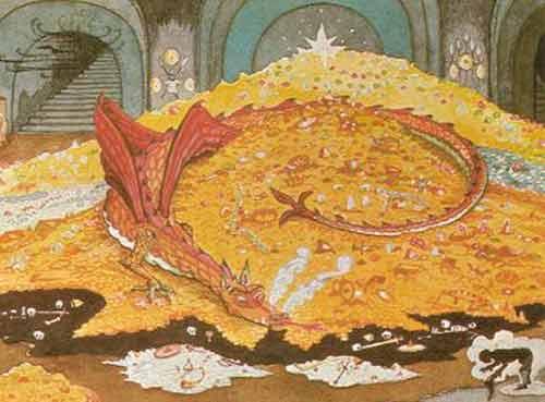Ash Wednesday – dragon sickness