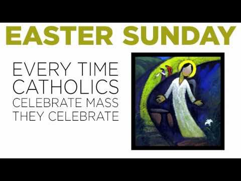 Holy Week in Two Minutes
