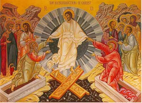 Alleluia! Christ is Risen!