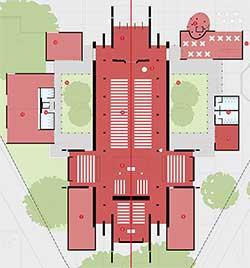 Option 3 floorplan