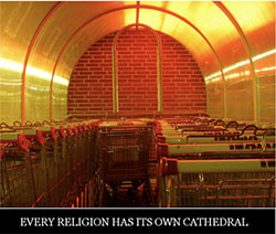 shopping as religion