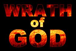 God's wrath – satisfied?