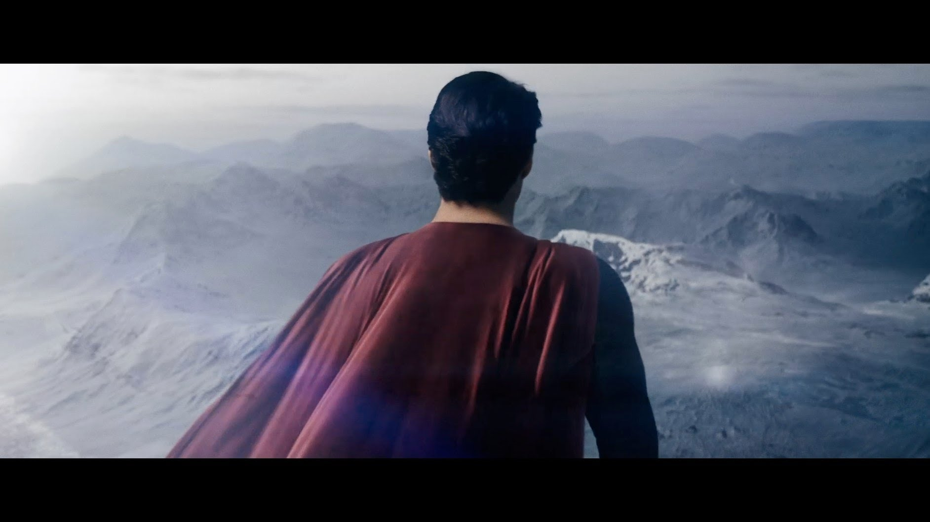Jesus Christ Man of Steel