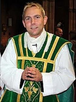 Ordinariate priest