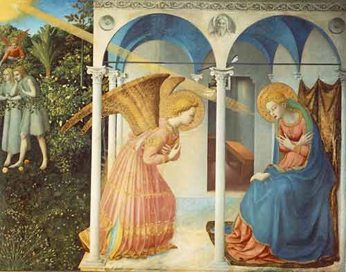Feast of the Annunciation – NZ in Lockdown