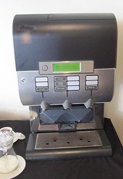 Coffee Machine Church
