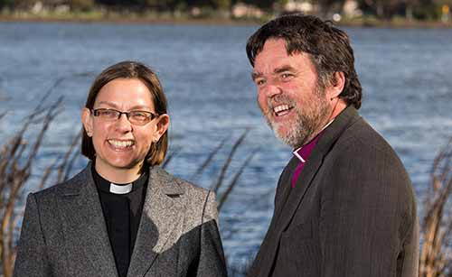 Helen-Ann Hartley and Philip Richardson will be equal bishops.