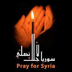 Prayer for Syria