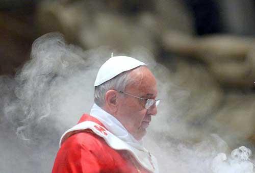 Pope Francis November 2013