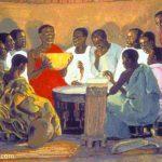 Jesus Mafa Last Supper