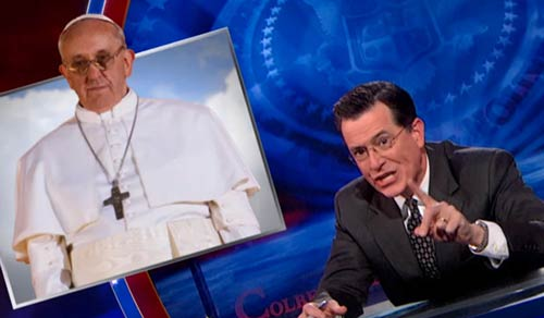 Stephen Colbert's Best Religion Clips